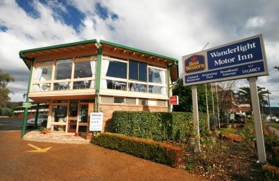Best Western Wanderlight Motor Inn - Accommodation QLD