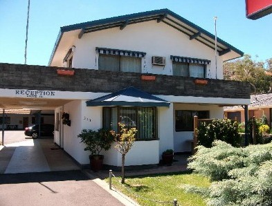 Alkira Motel - Accommodation QLD