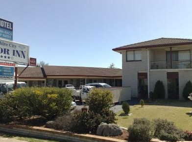 Sapphire City Motor Inn - Accommodation QLD
