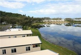 White Albatross Holiday Park - Accommodation QLD