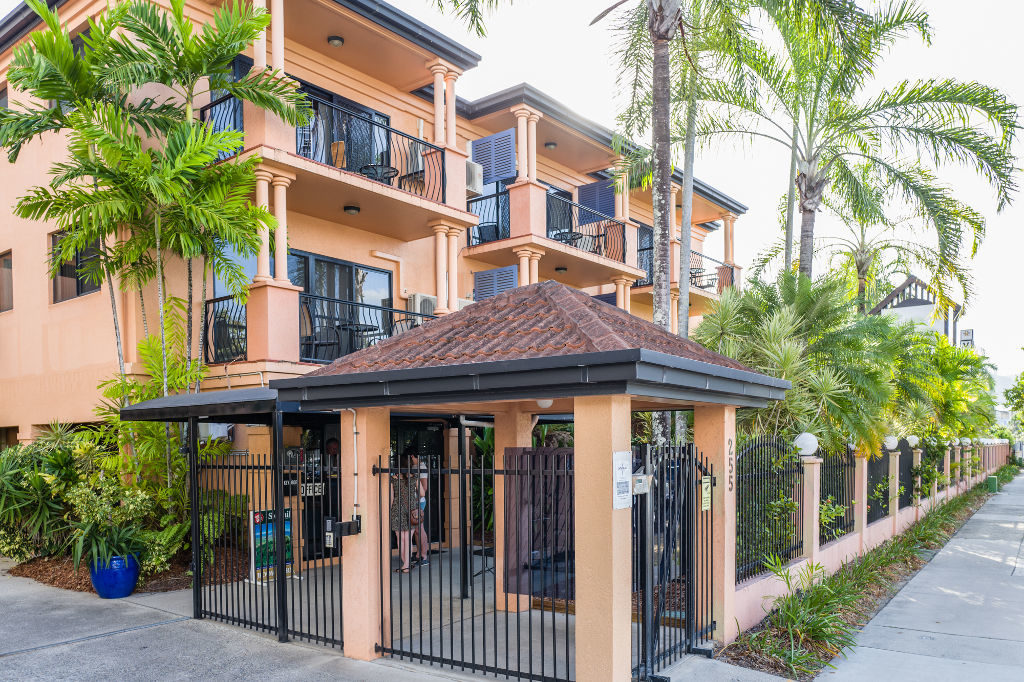 Central Plaza Apartments - Accommodation QLD