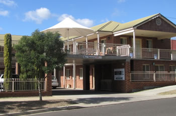 Golf Links Motel - Accommodation QLD
