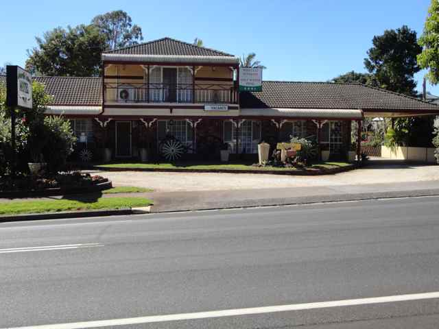 Alstonville Settlers Motel - Accommodation QLD