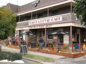 Walcha Royal Cafe and Boutique Accommodation - Accommodation QLD