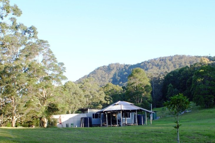 Mt Barney Retreat - Maroon - Accommodation QLD