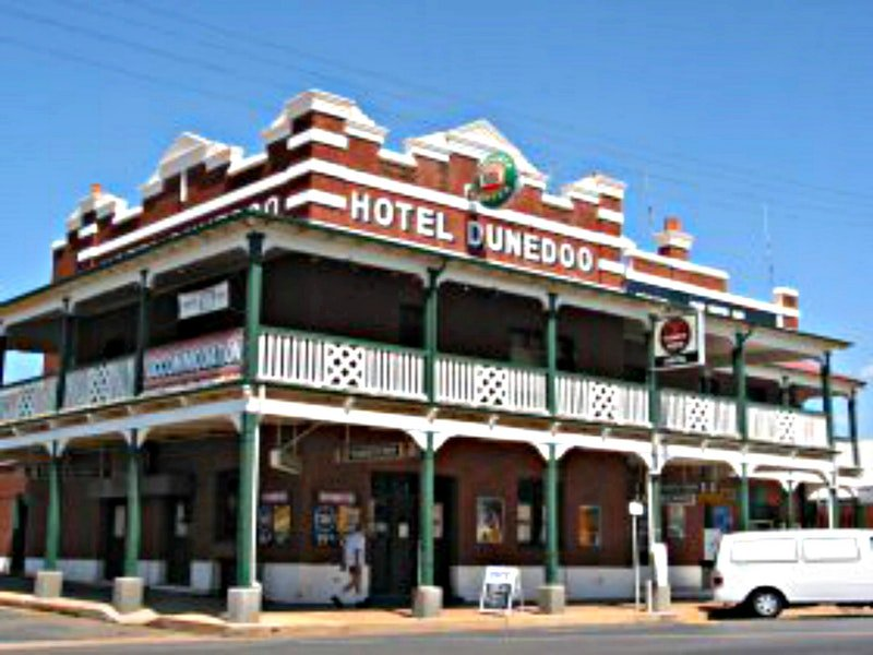 Hotel Dunedoo  - Accommodation QLD