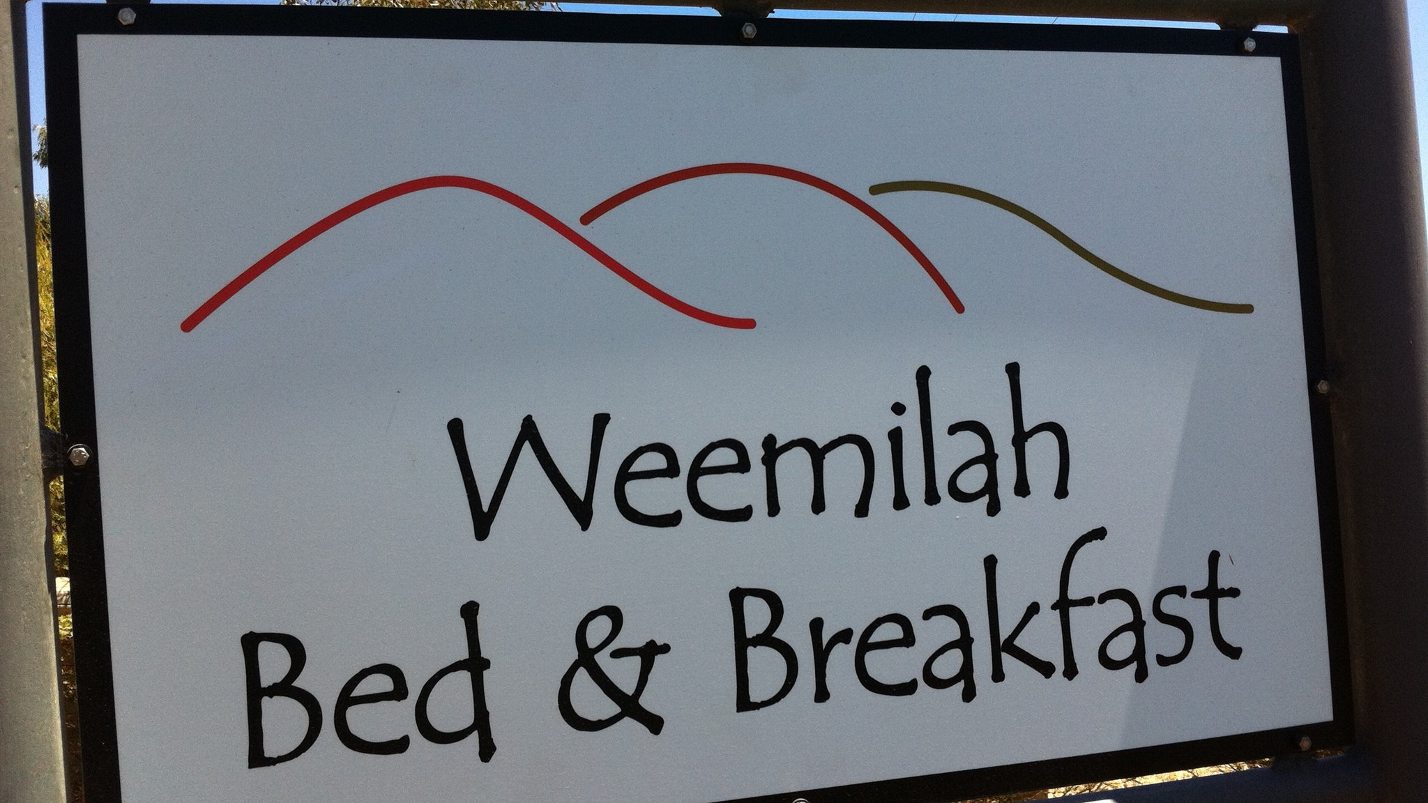 Weemilah Bed and Breakfast - Accommodation QLD