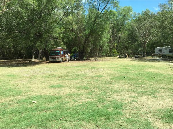Mardugal One Campground - Accommodation QLD