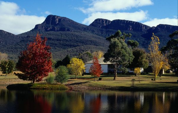 Grampians Paradise Camping and Caravan Parkland - Accommodation QLD