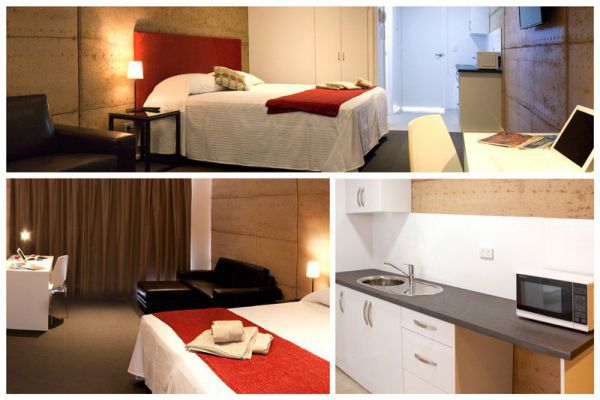 Crossroads Ecomotel - Accommodation QLD