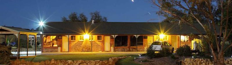 Morgan Colonial Motel - Accommodation QLD