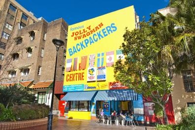 Jolly Swagman Backpackers Sydney Hostel - Accommodation QLD