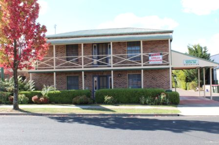 Sandstock Motor Inn - Accommodation QLD