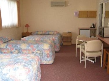 Goulburn Motor Inn - Accommodation QLD