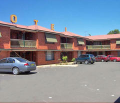 Poets Recall Motel - Accommodation QLD