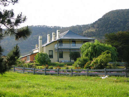 Stanton Bed and Breakfast - Accommodation QLD