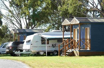St Helens Caravan Park - Accommodation QLD