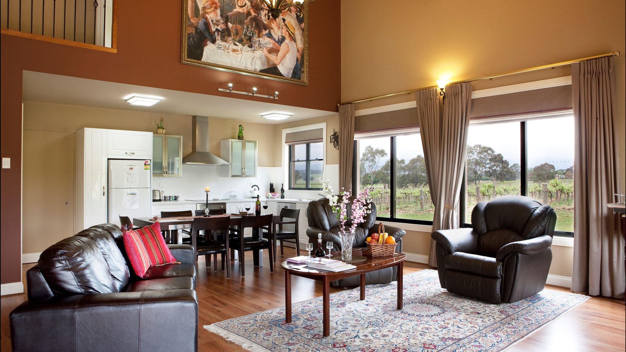 Barossa Shiraz Estate - Accommodation QLD