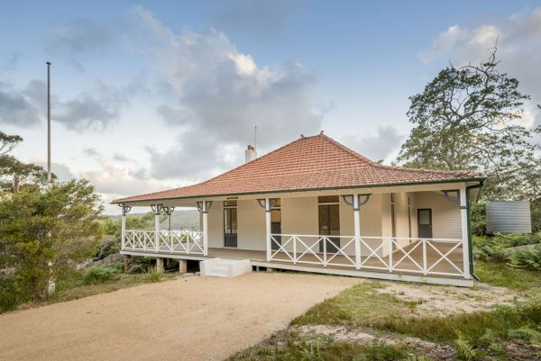Hilltop Cottage - Accommodation QLD