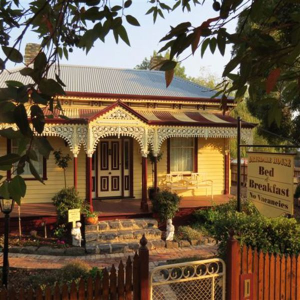 Drysdale House B  B - Accommodation QLD