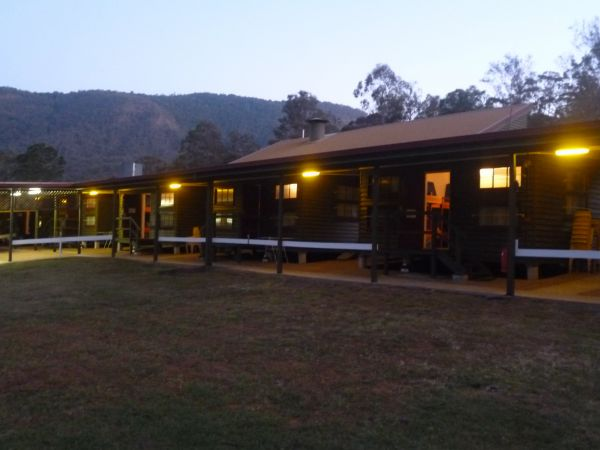 Christmas Creek Cafe and Cabins - Accommodation QLD