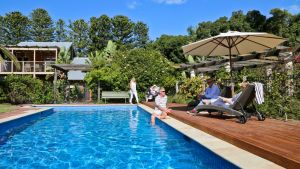 Birks River Retreats - Accommodation QLD