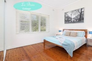 Le Bois Cottage - Accommodation QLD