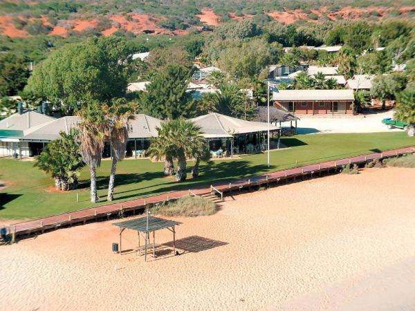 Monkey Mia Dolphin Resort Caravan and Camping - Accommodation QLD