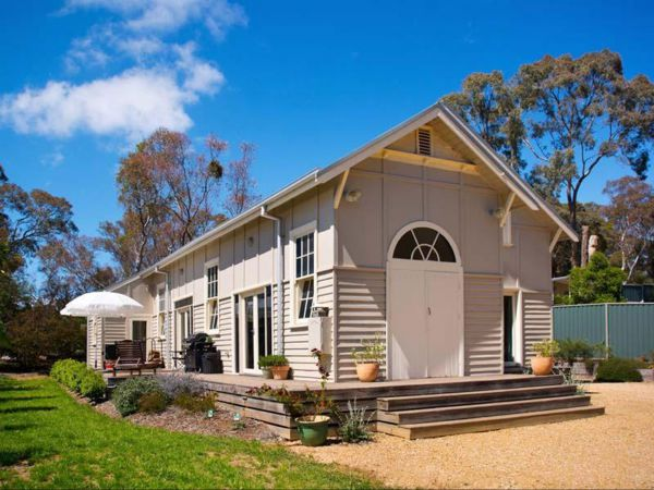 The Scout Hall - Accommodation QLD