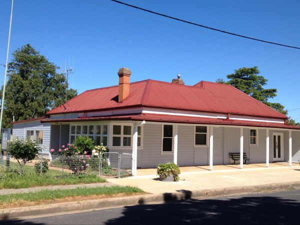 The Old Post Office - Accommodation QLD