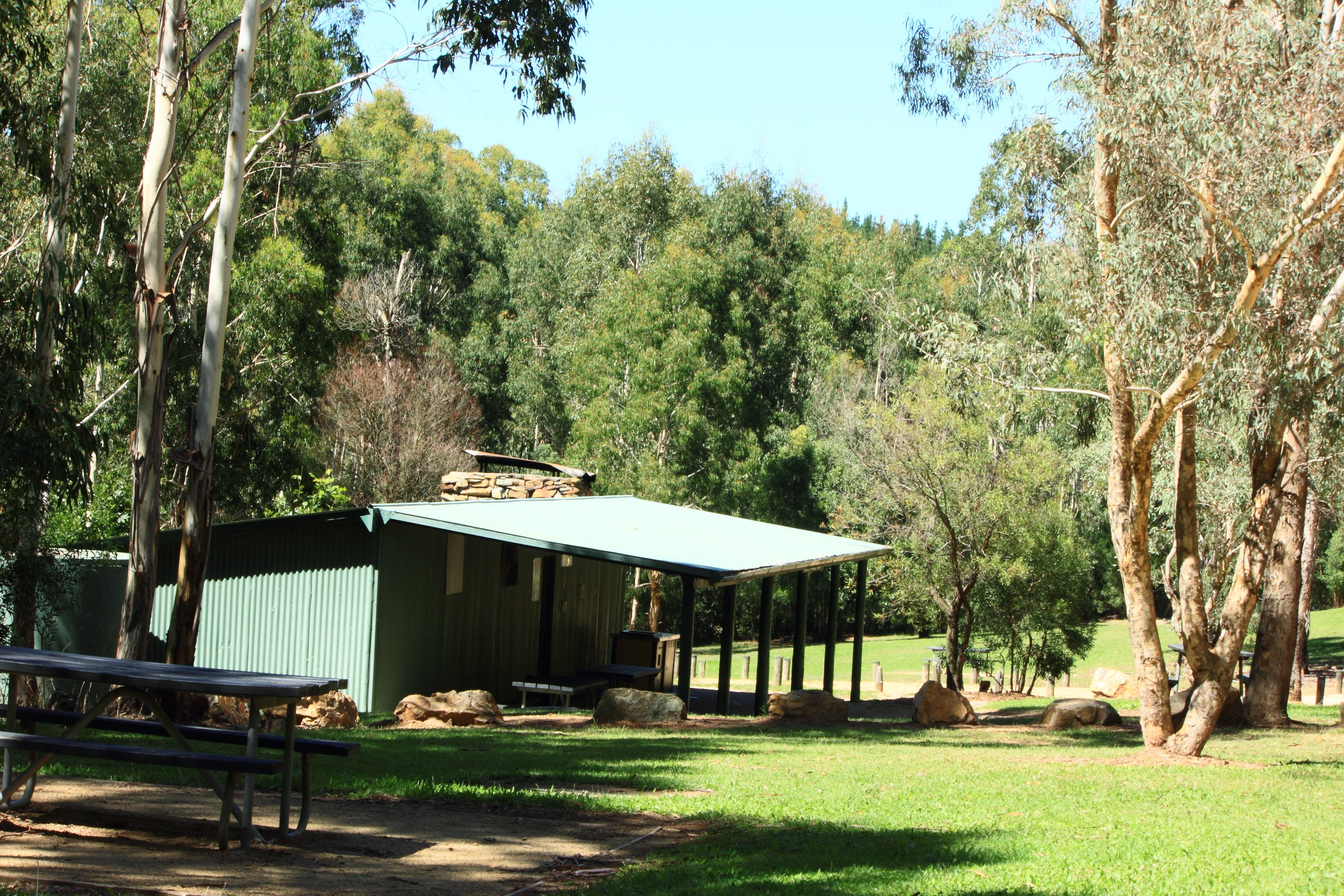 Blue Range Hut - Accommodation QLD