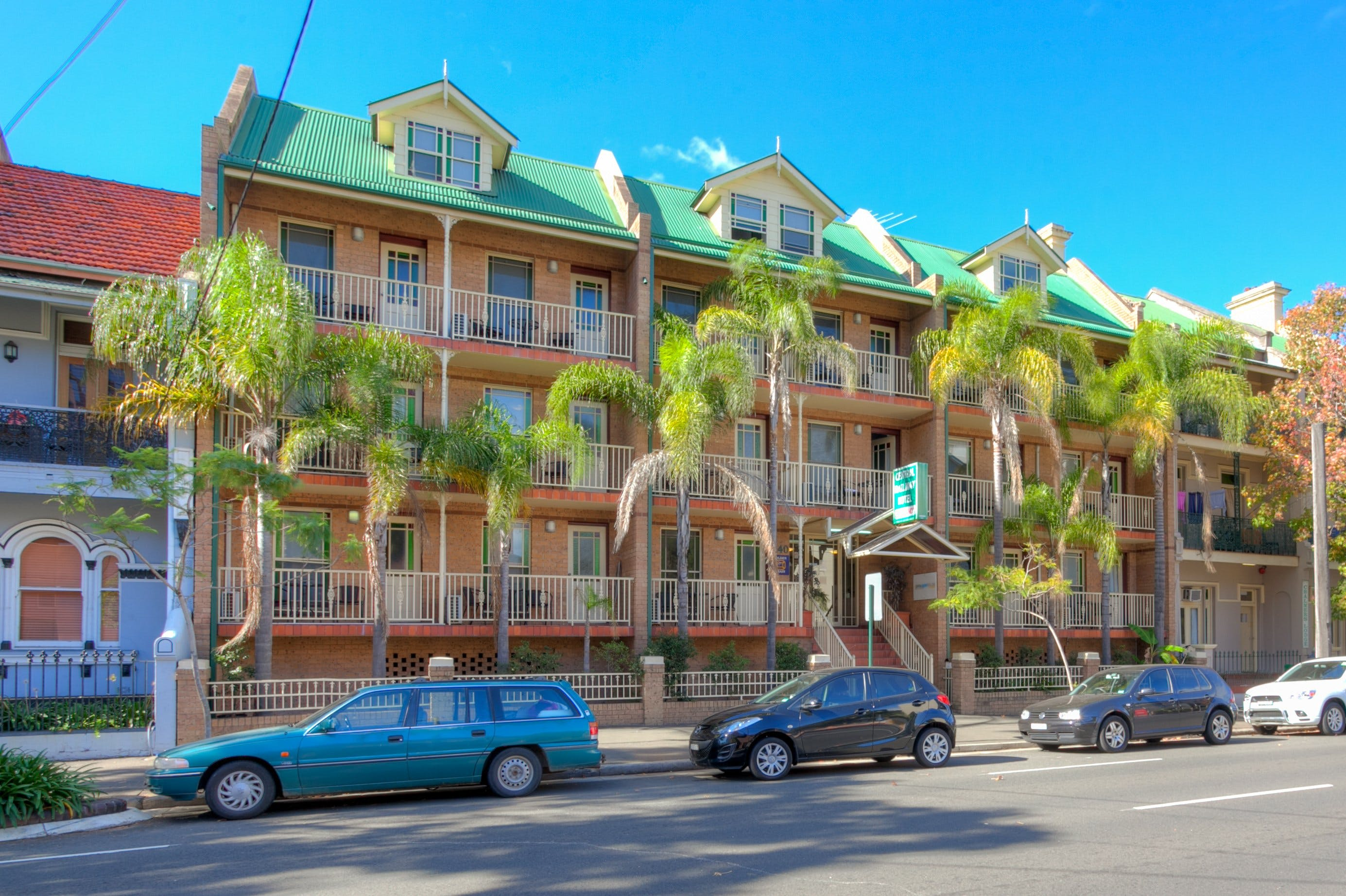 Central Railway Hotel - Accommodation QLD