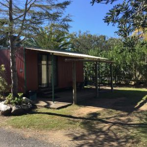 Homestead Caravan Park - Accommodation QLD