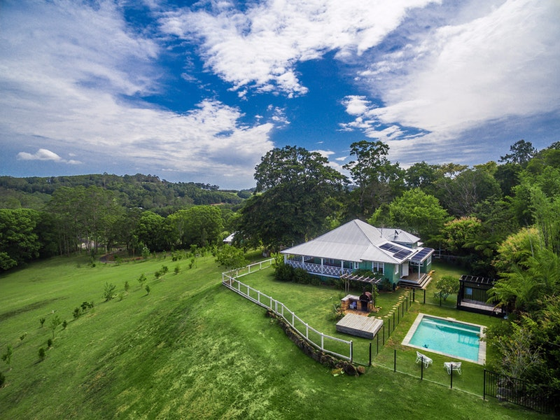 Basils Brush - Rural bliss - Accommodation QLD