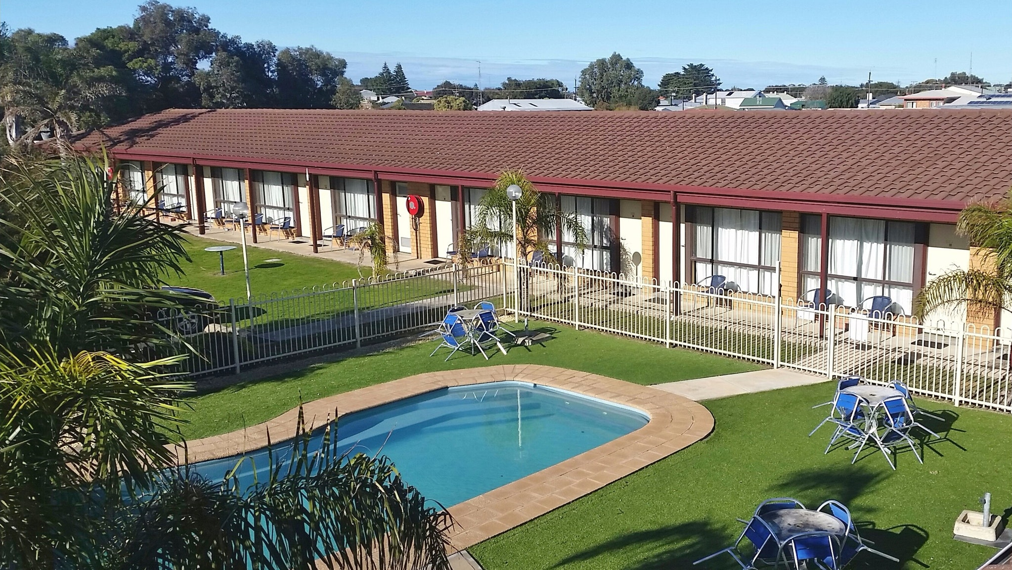 Lacepede Bay Motel  Restaurant - Accommodation QLD
