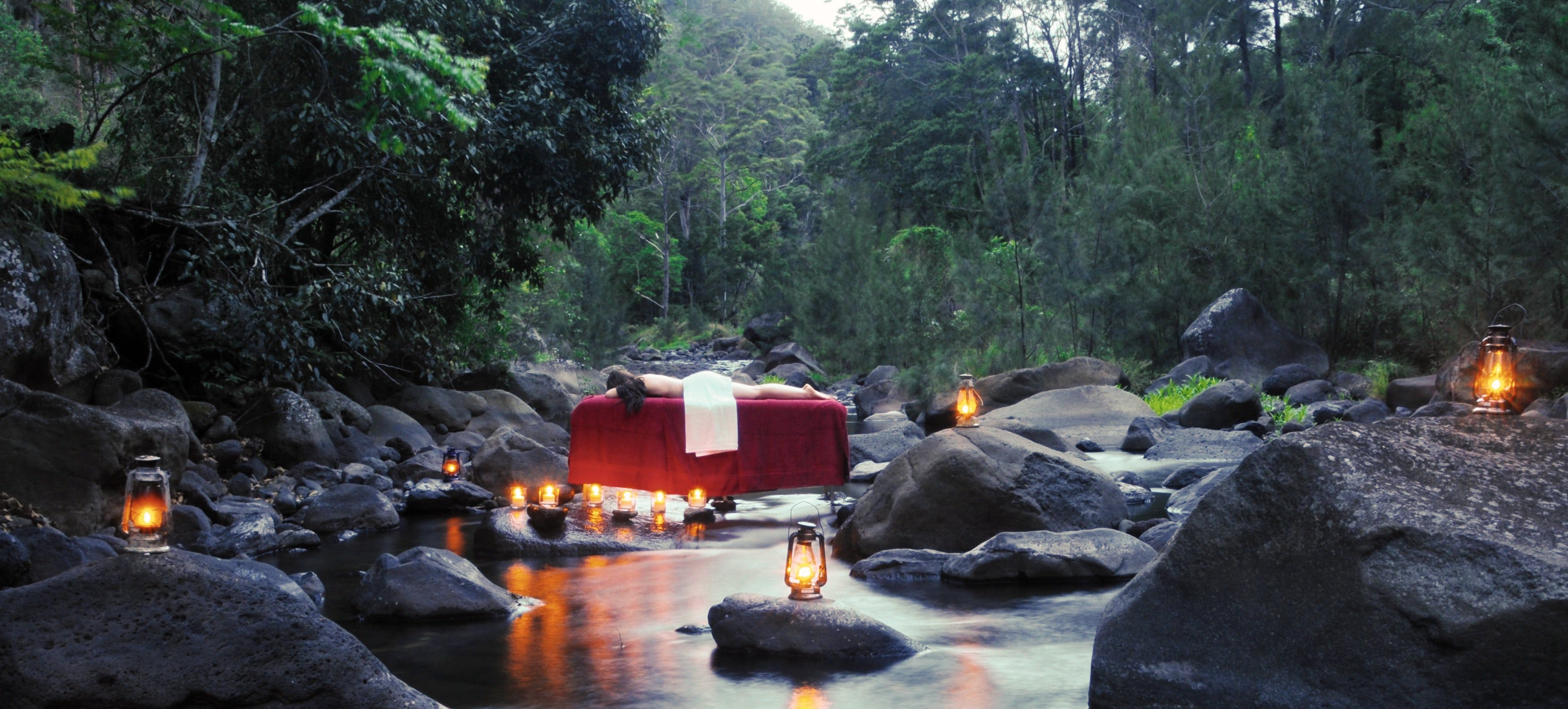 nightfall  camp - Accommodation QLD