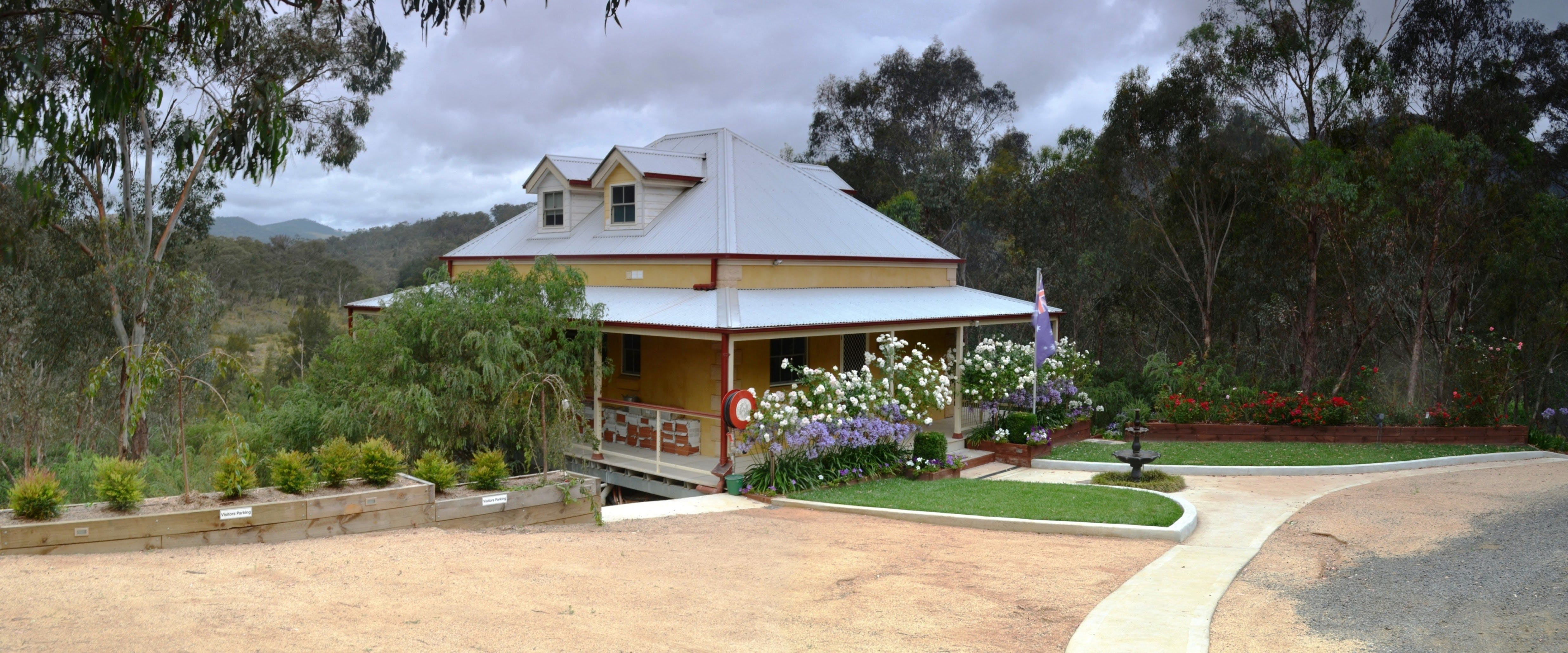 Tanwarra Lodge Bed and Breakfast - Accommodation QLD