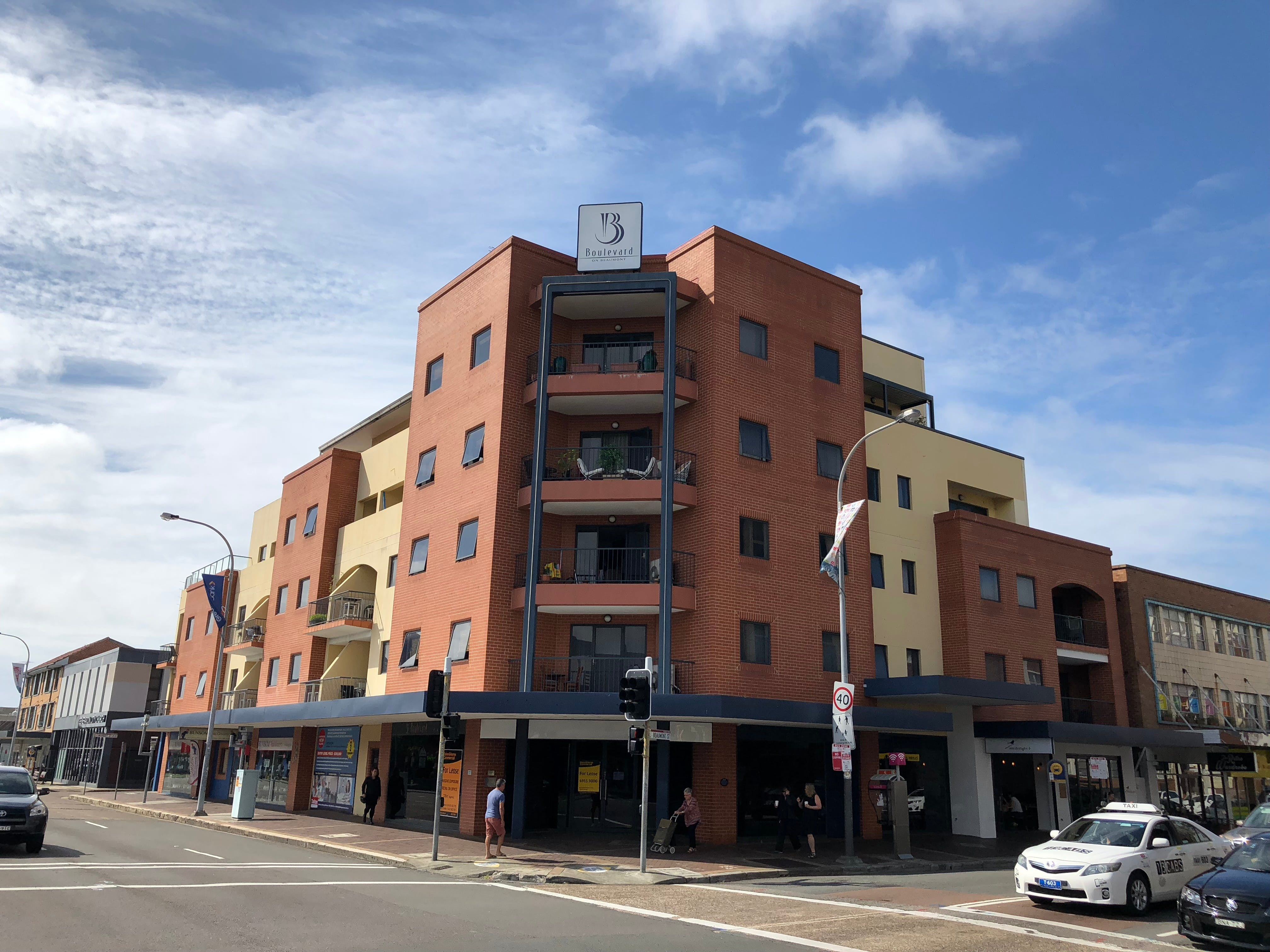 Boulevard on Beaumont apartment hotel - Accommodation QLD