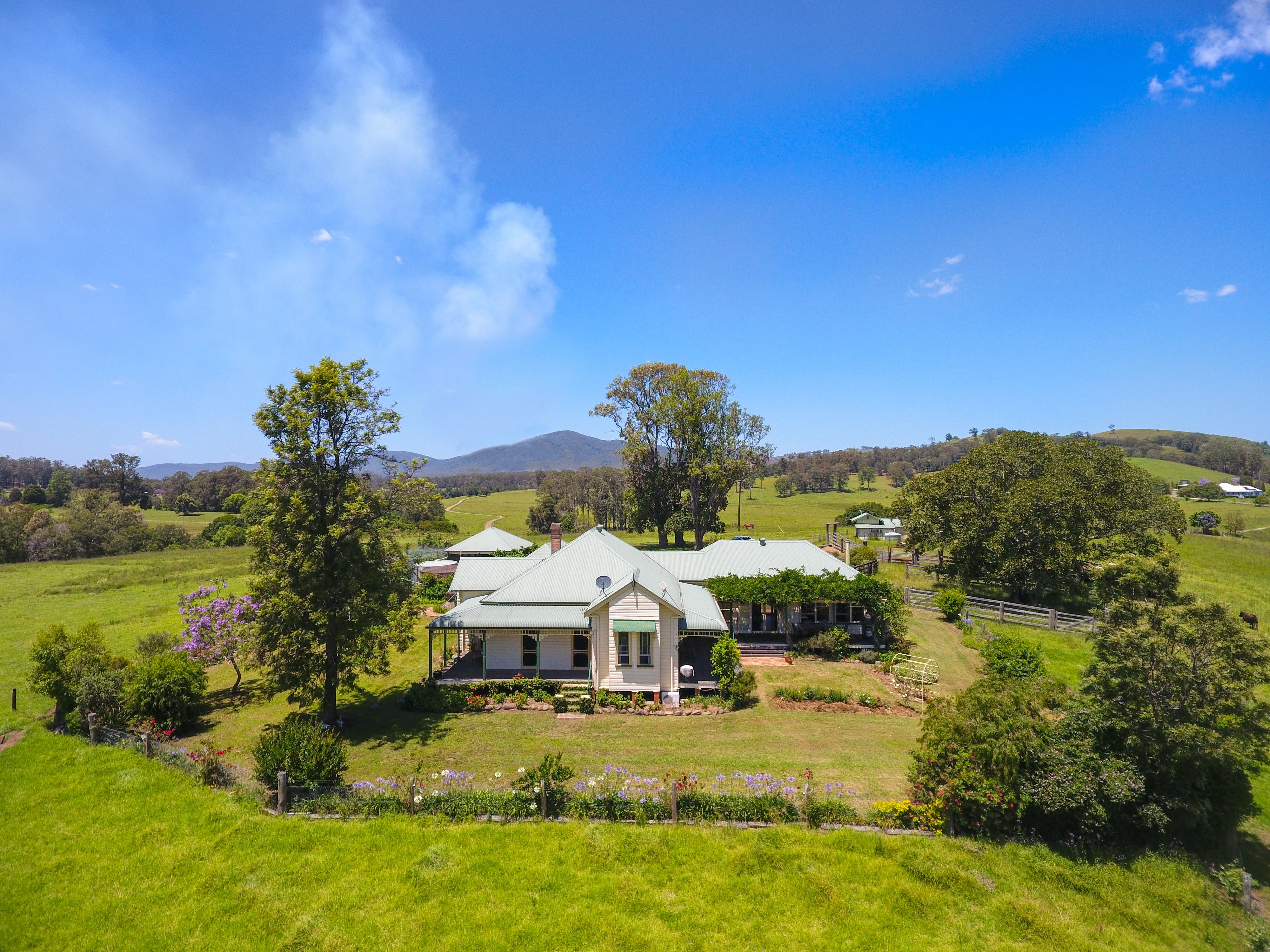 Bo-Warra Farmstay - Accommodation QLD