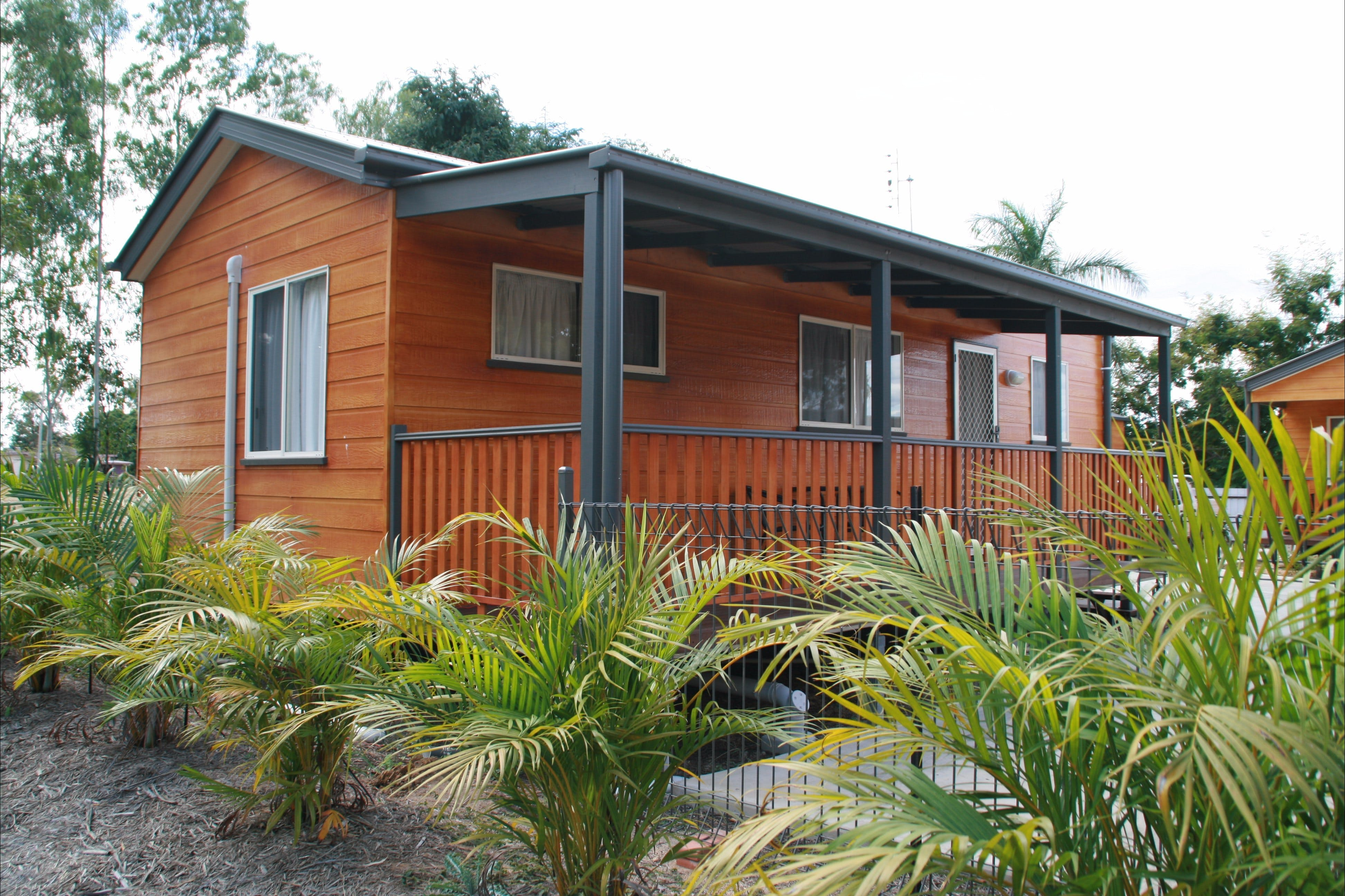 Charters Towers Tourist Park Top ParkDiscovery Park - Accommodation QLD