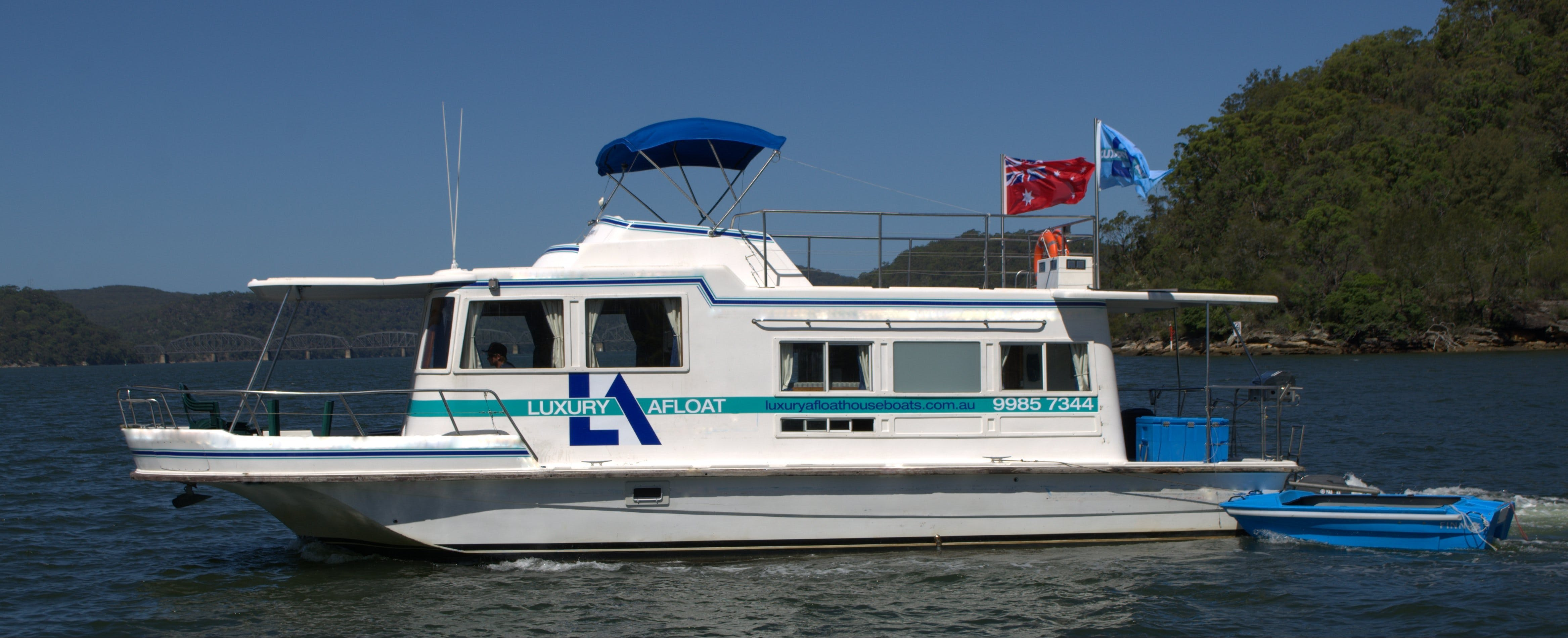 Luxury Afloat Hawkesbury River and Brooklyn - Accommodation QLD