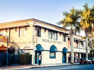 The Waterloo Bay Hotel - Accommodation QLD