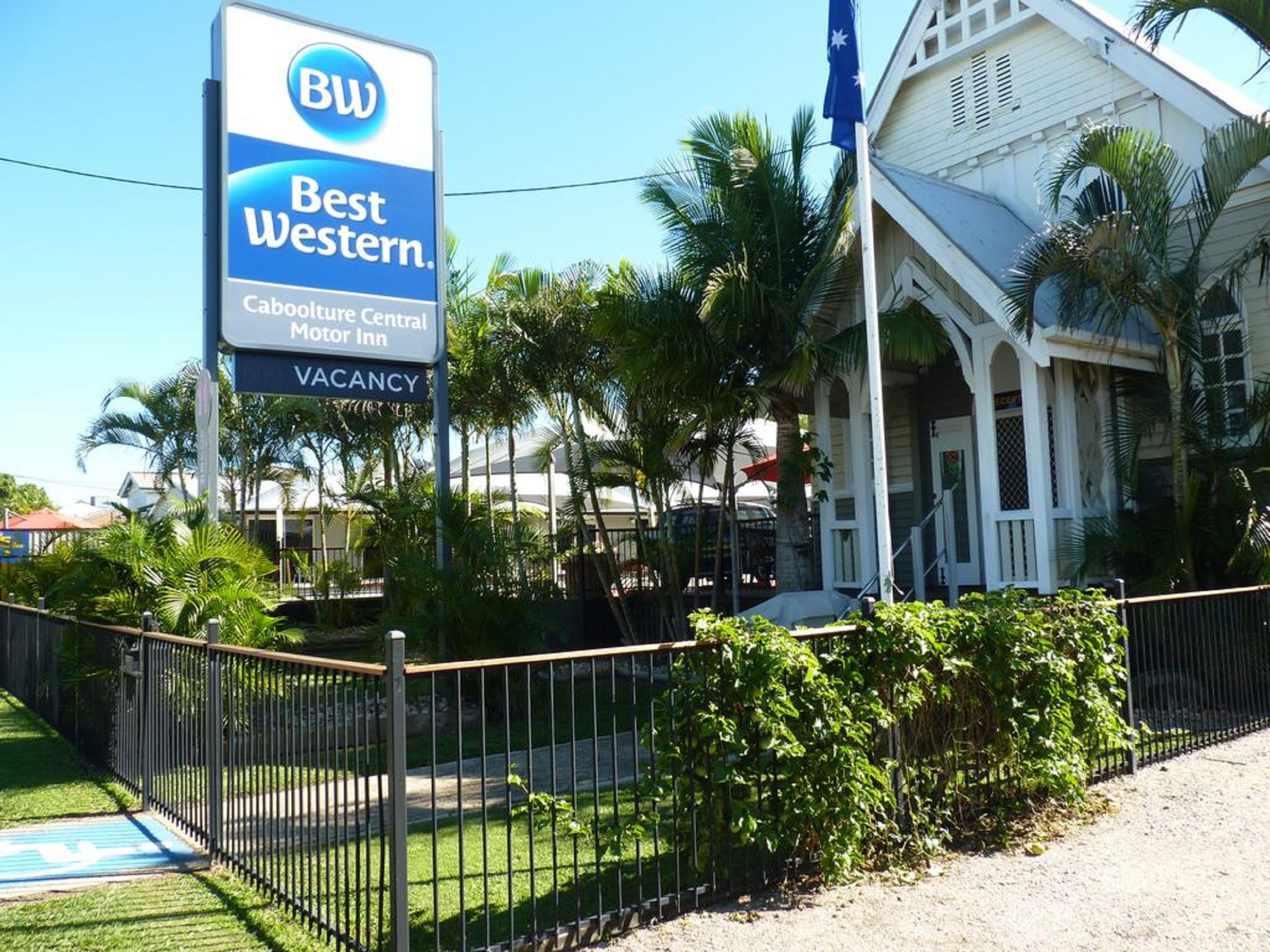 Best Western Caboolture Central Motor Inn - Accommodation QLD