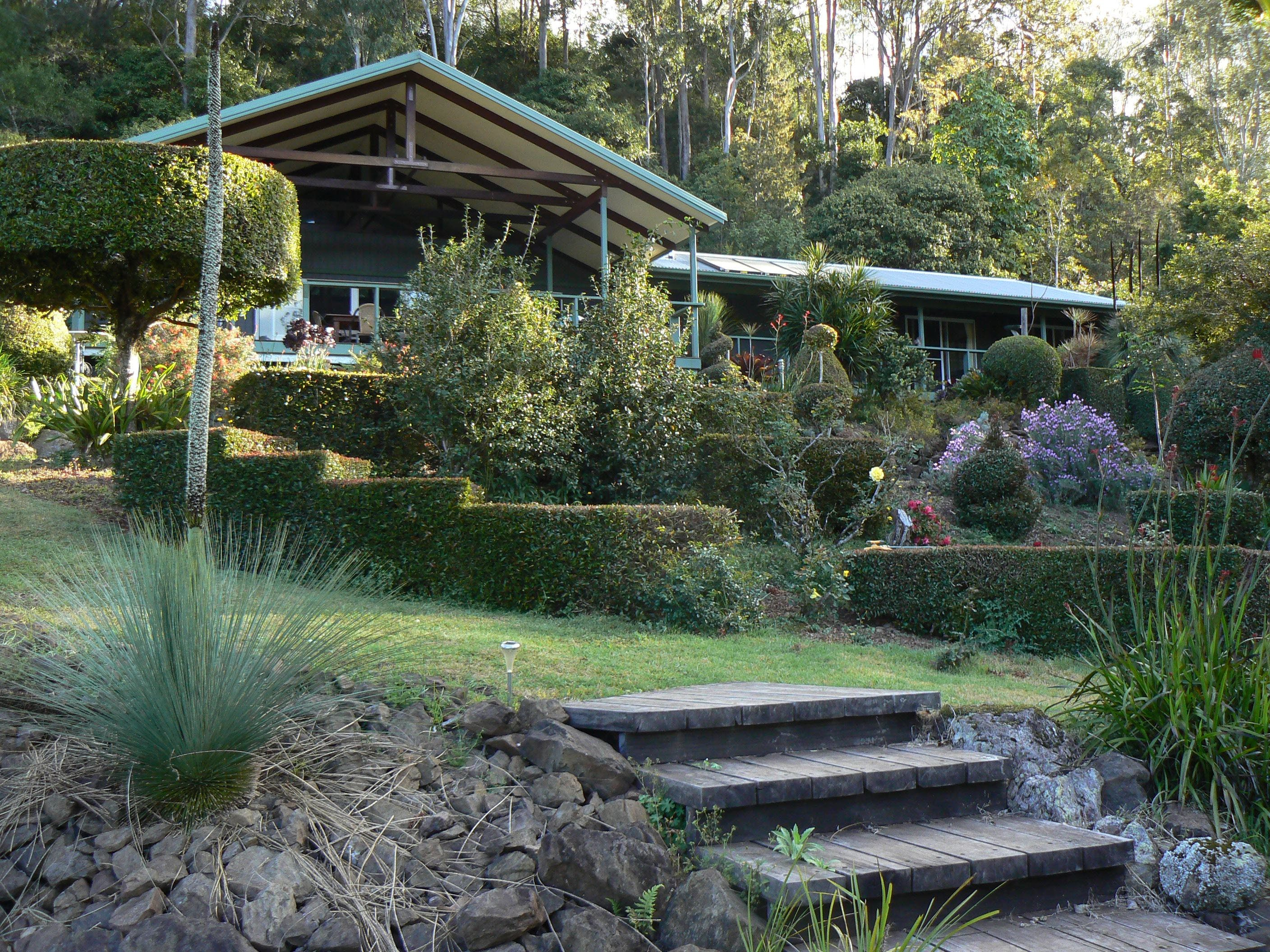 Cougal Park Bed and Breakfast - Accommodation QLD