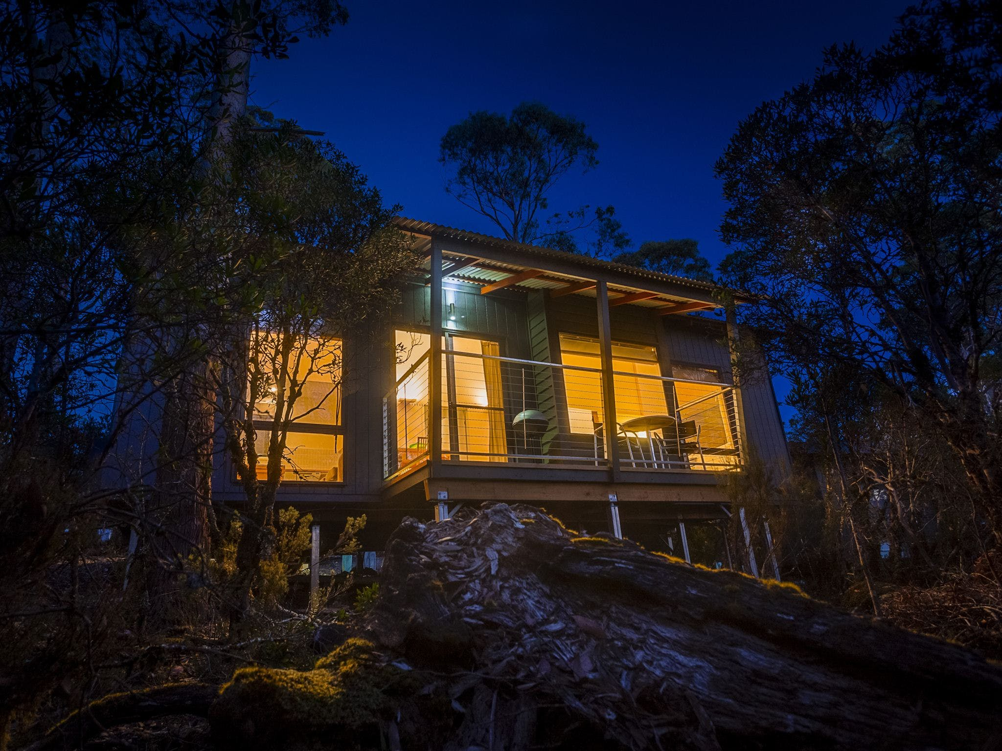 Cradle Mountain Wilderness Village - Accommodation QLD