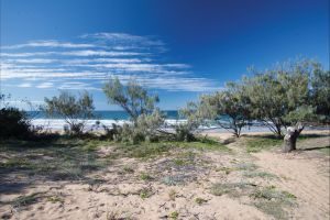 Deepwater National Park camping - Accommodation QLD