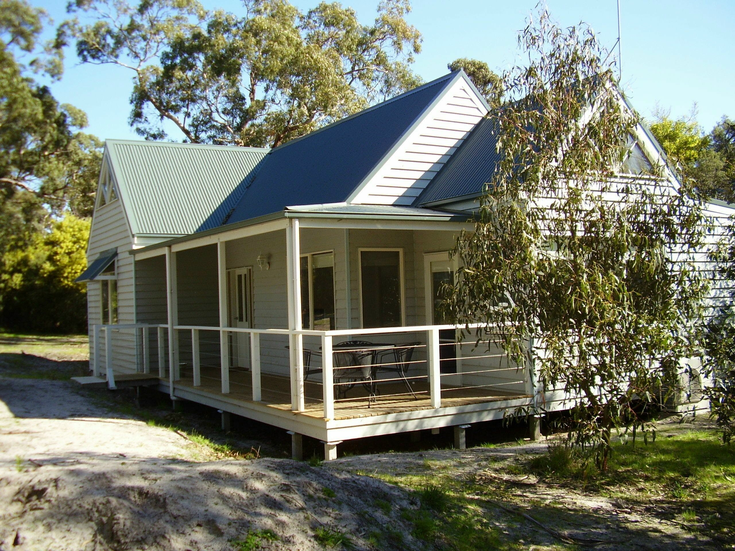 Hooked Inn Cottages - Accommodation QLD
