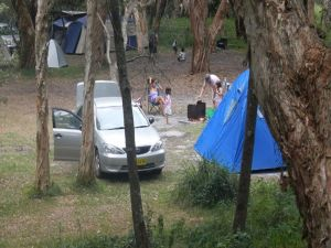 Hungry Gate campground - Accommodation QLD