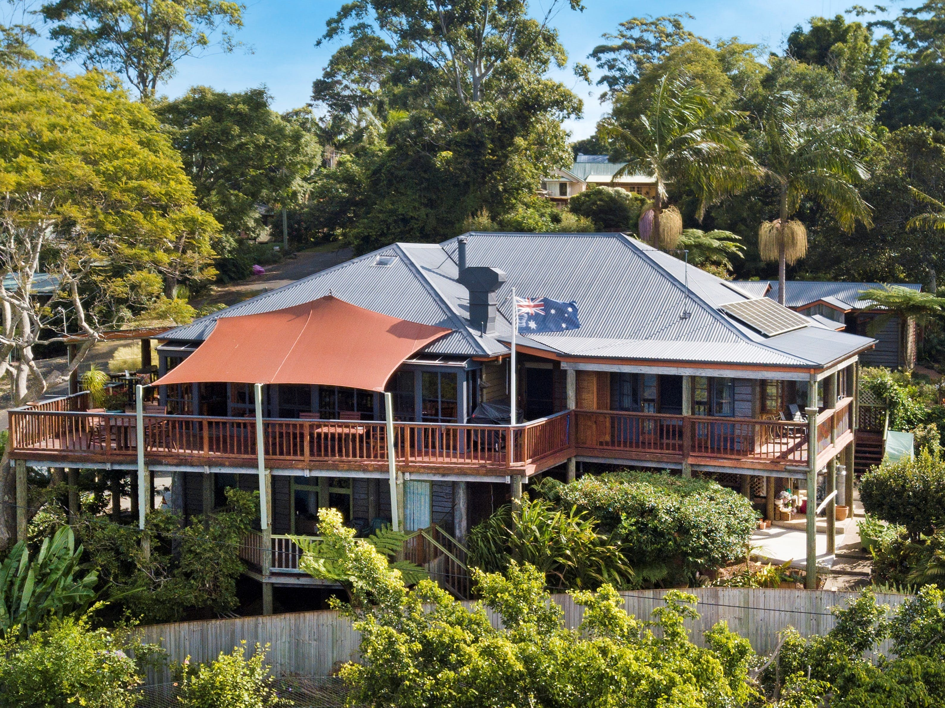 Tamborine Mountain Bed and Breakfast - Accommodation QLD