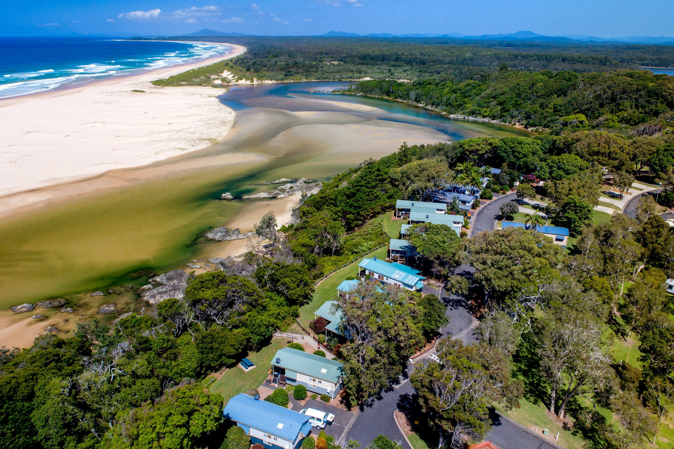 BIG4 Sawtell Beach Holiday Park - Accommodation QLD